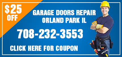 Garage Doors Repair Orland Park IL Offer