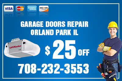 Garage Doors Repair Orland Park IL Coupon