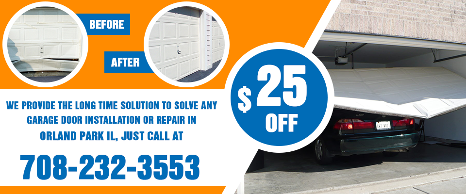 emergency garage door service orland park il