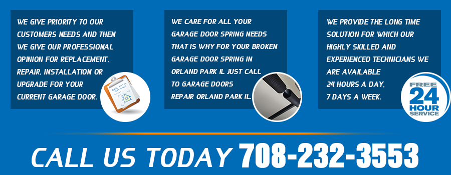 overhead door company orland park il